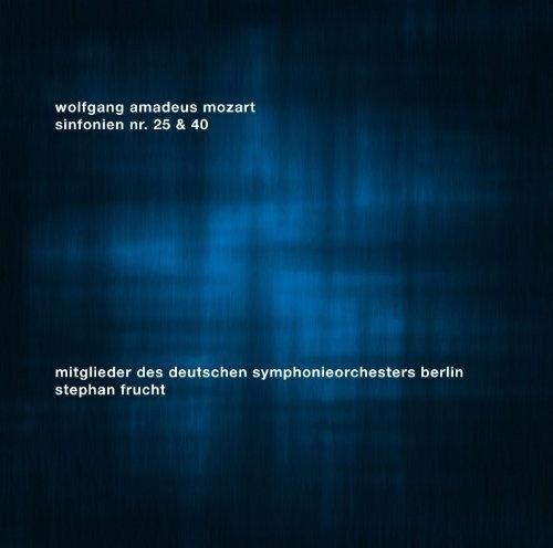 Mozart: Symphonies Nos. 25 & 40