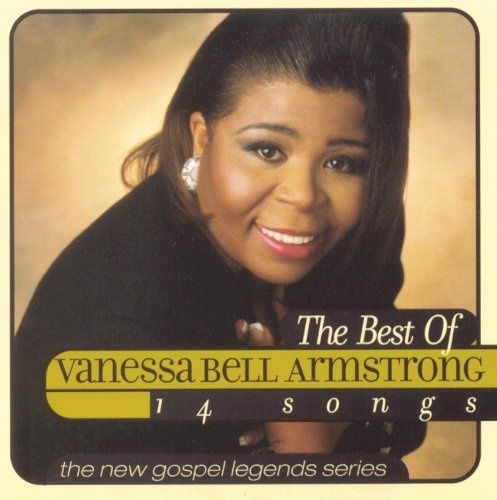 Verity Presents the New Gospel Legends Series: The Best of Vanessa
