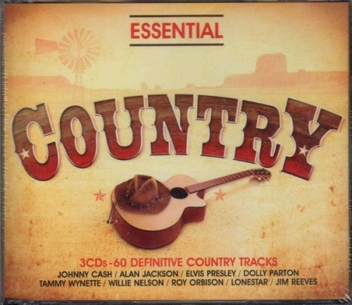 Essential Country [Sony]