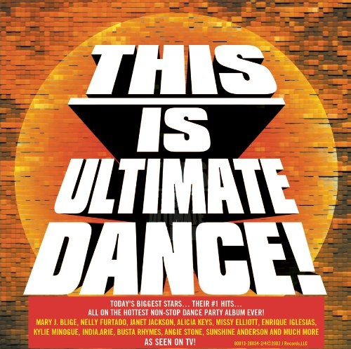 This Is Ultimate Dance [Sony]