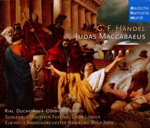 G.F. Händel: Judas Maccabaeus