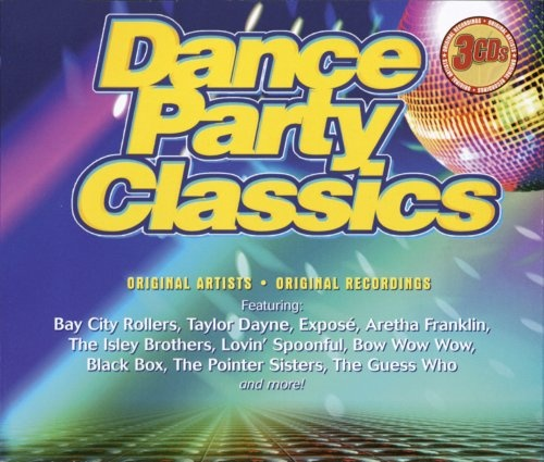 Dance Party Classics [BMG Special Products]