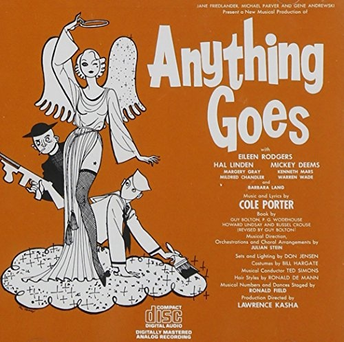 Anything Goes [Sony 1986]