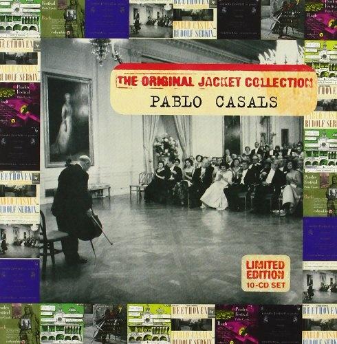 The Original Jacket Collection: Pablo Casals
