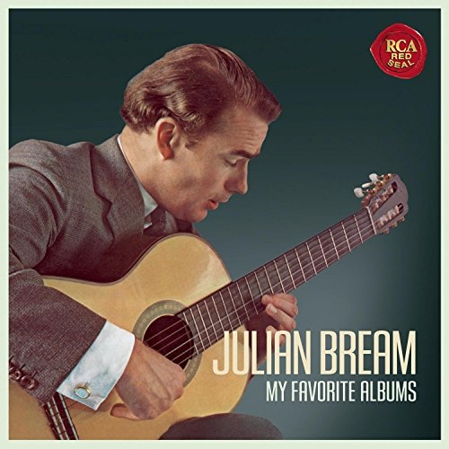 Julian Bream: My Favorite Albums