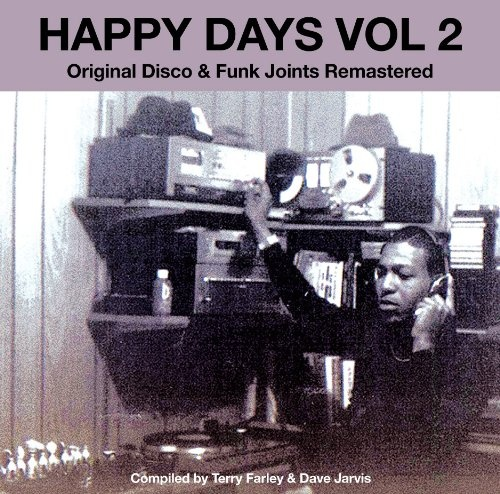 Happy Days, Vol. 2: Original Disco & Funk Joints Remastered