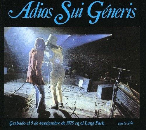 Adios Sui Géneris, Vol. 2