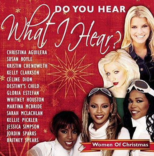 Christina Aguilera Christmas Album.Do You Hear What I Hear Women Of Christmas Various