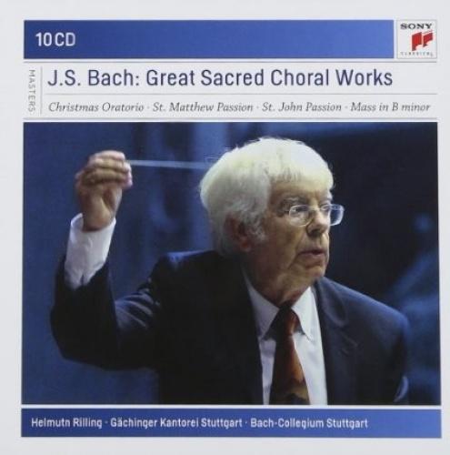 Bach: Sacred Choral Works