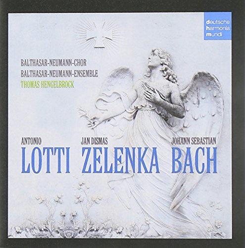 Lotti, Zelenka, Bach
