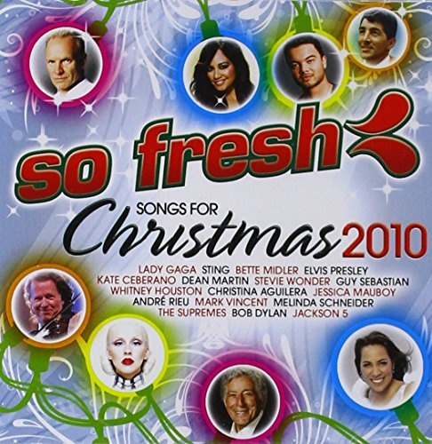 So Fresh: Songs for Christmas 2010