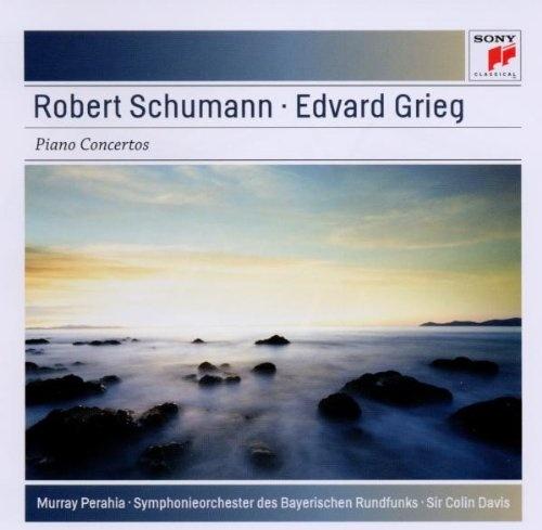 Robert Schumann, Edvard Grieg: Piano Concertos