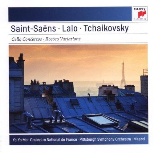 Saint-Saëns, Lalo: Cello Concertos; Tchaikovsky: Rococo Variations
