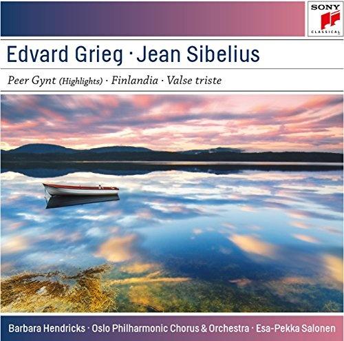 Edvard Grieg: Peer Gynt Op. 23 (Excerpts); Jean Sibelius: Finlandia; Valse Triste