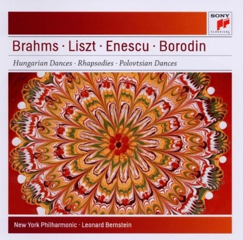 Brahms: Hungarian Dances; Liszt, Enescu: Rhapsodies; Borodin: Polovtsian Dances