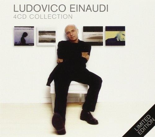 Ludovico Einaudi 4CD Collection