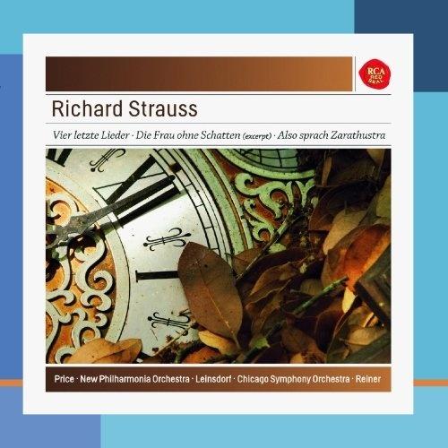 Strauss: Four Last Songs; Die Frau Ohne Schatten; Also Sprach Zarathustra