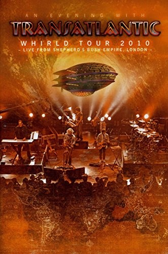 Whirld Tour 2010: Live in London [DVD]