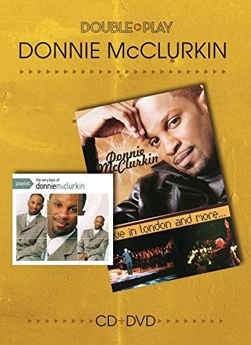 Donnie McClurkin: Double Play