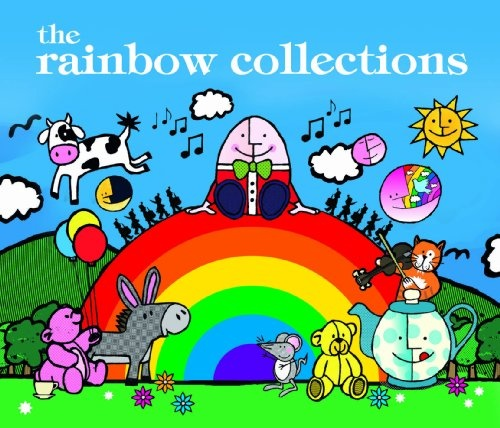 The Rainbow Collections: Lullaby/Toybox/Snowflake