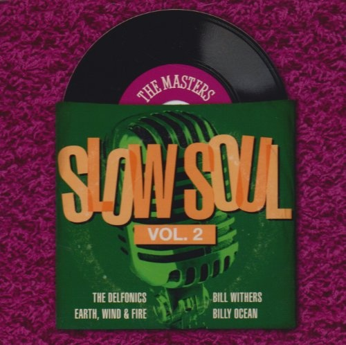 The Masters Series: Slow Soul, Vol. 2