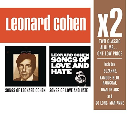 Songs of Leonard Cohen/Songs of Love and Hate