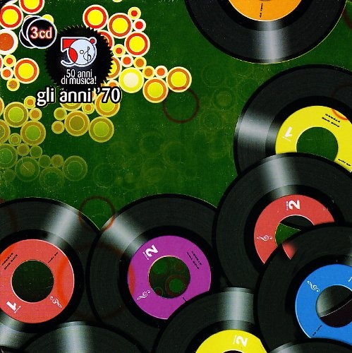 Gli Anni 70: 50 Anni di Musica