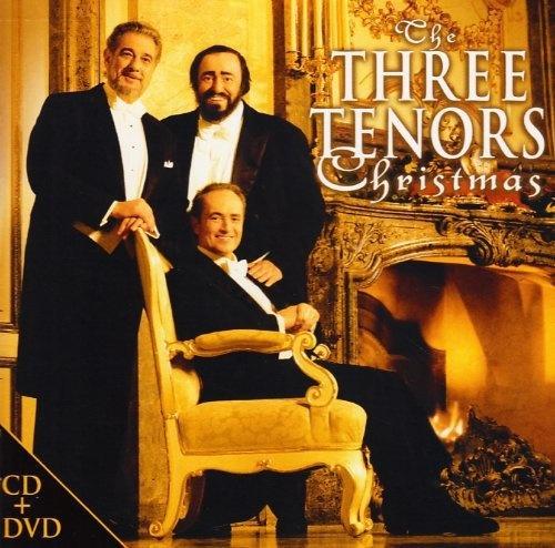 Tre Tenori Natale [Bonus DVD]
