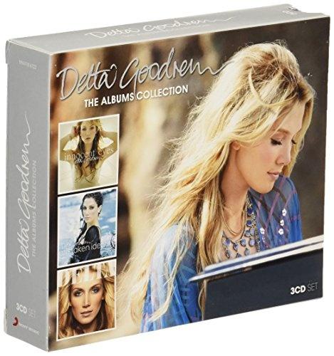 Complete Delta Goodrem CD Collection [Box]