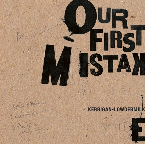 Our First Mistake