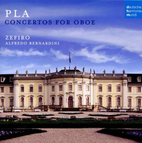 Joan & Josep Pla: Oboe Concertos