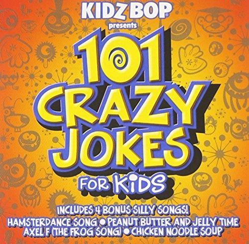 101 Crazy Jokes for Kids