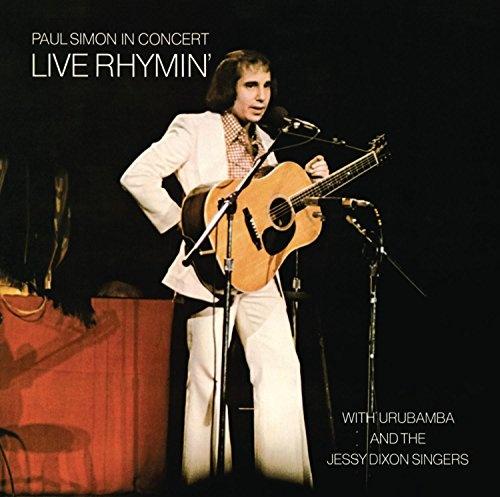 Paul Simon in Concert: Live Rhymin'