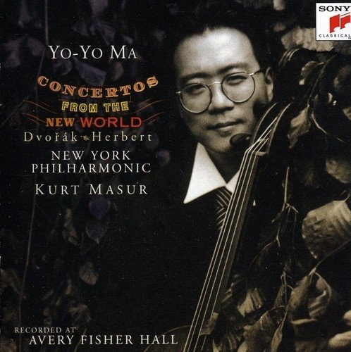 Concertos from the New World - Yo-Yo Ma | Songs, Reviews, Credits