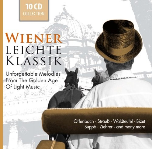 From Paris to Vienna: Unforgettable Melodies from the Golden Age of Light Music