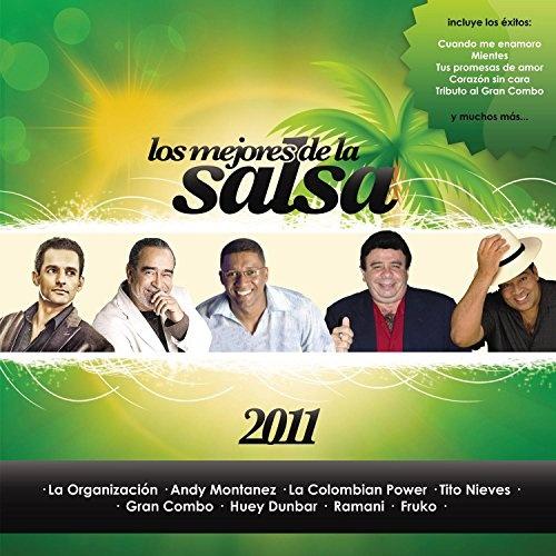 Los Mejores De La Salsa 2011