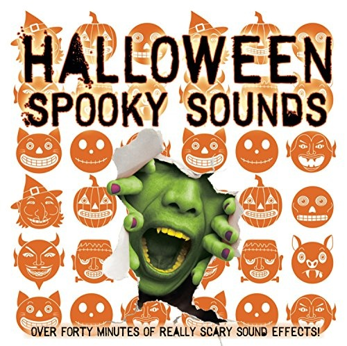 Halloween Spooky Sounds [Sony BMG]