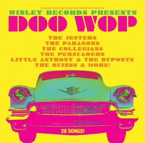 Paul Winley Records Presents: Doo Wop