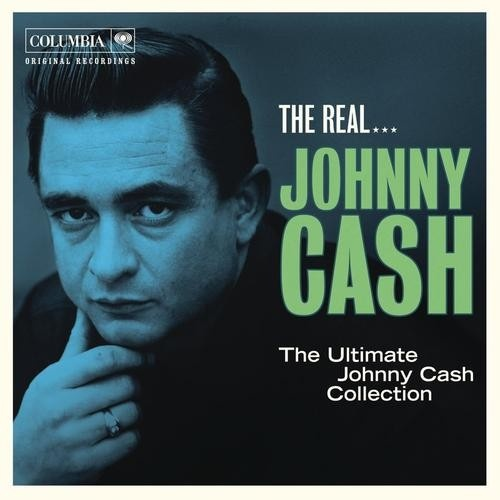 The Real...Johnny Cash: The Ultimate Johnny Cash Collection [1-CD]