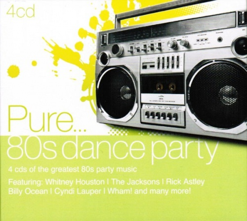 Pure 80s Dance Party