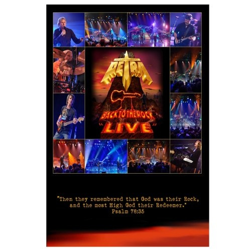 Back to the Rock [DVD]