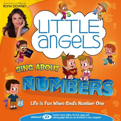 Little Angels Sing About Numbers