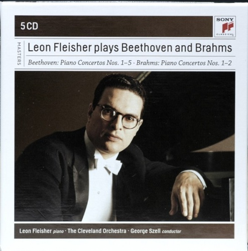 Leon Fleisher Plays Beethoven & Brahms