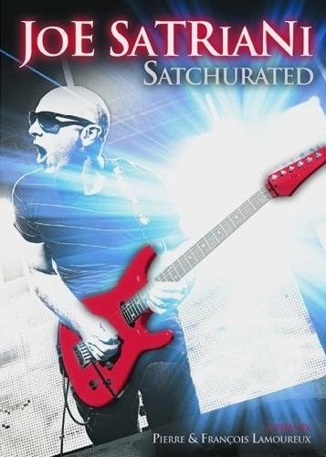 Satchurated: Live in Montreal [DVD/Blu-Ray]