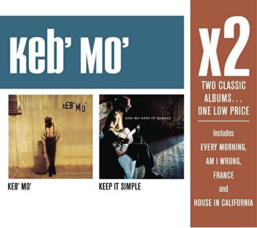 Keb Mo/Keep It Simple