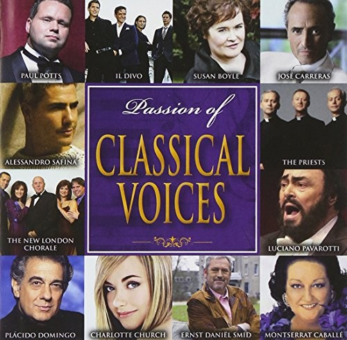 Passion of Classical Voices