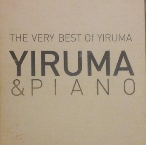 Yiruma & Piano: Very Best of Yiruma
