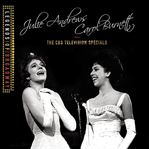 The CBS Television Specials: Live At Carnegie Hall/Live At Lincoln Center