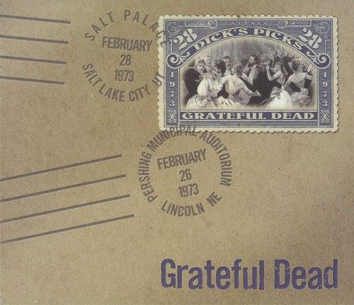 Dick's Picks, Vol. 28: 2/26/73 Pershing Municipal Auditorium, Lincoln, NE - 2/28/73 Salt Palace, Salt Lake City, UT