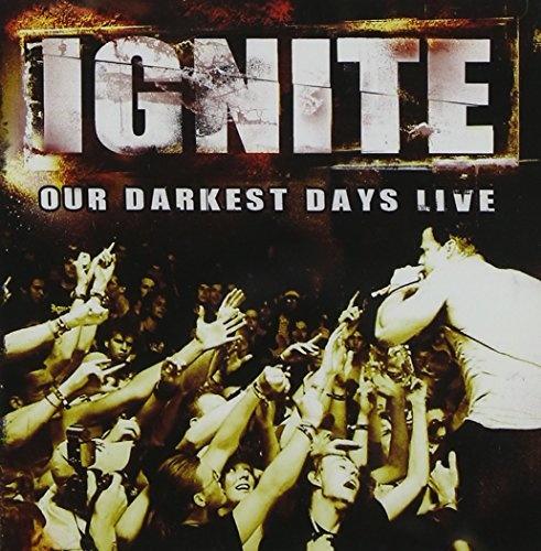 Our Darkest Days: Live [DVD]